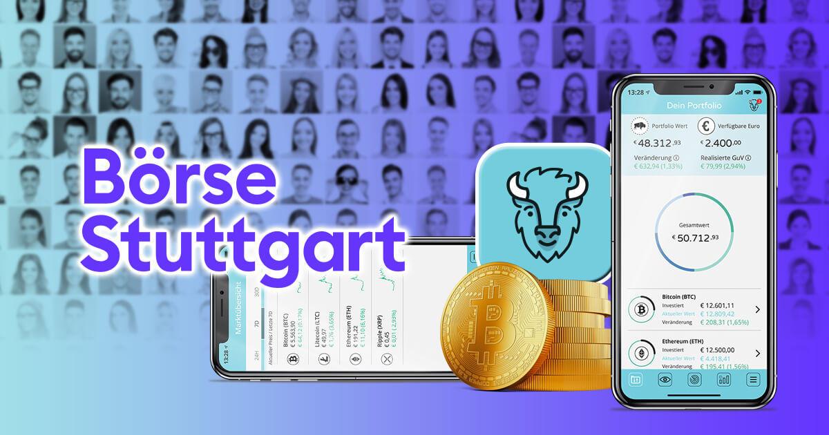 Boerse Stuttgart、仮想通貨取引アプリのユーザーベースを10倍に拡大