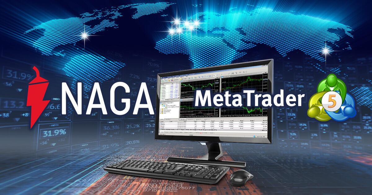 NAGA、MT5をリリース