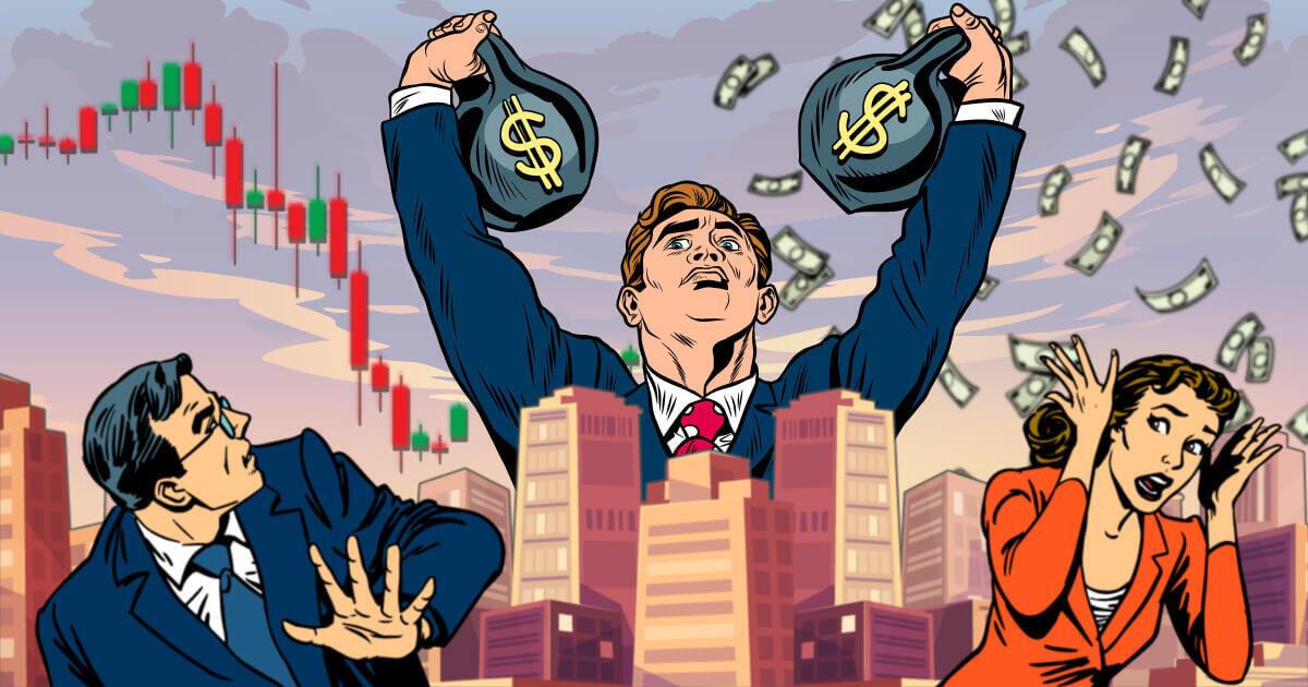ビットコイン価格の暴落を受け、ローン市場でマージンコールが発生