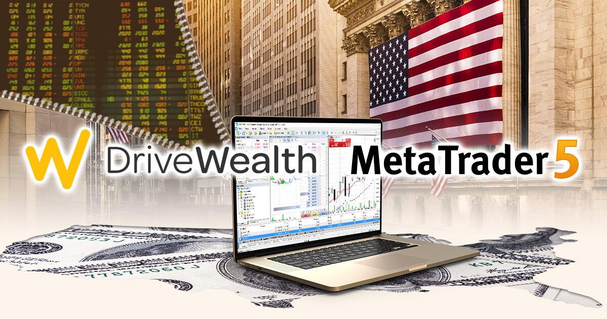 DriveWealth、MT5を活用した米国株式取引サービスを提供開始