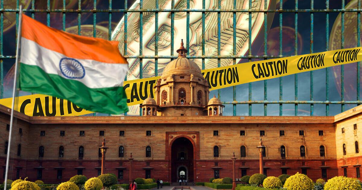 インド政府、新たな仮想通貨取引禁止法の導入を計画