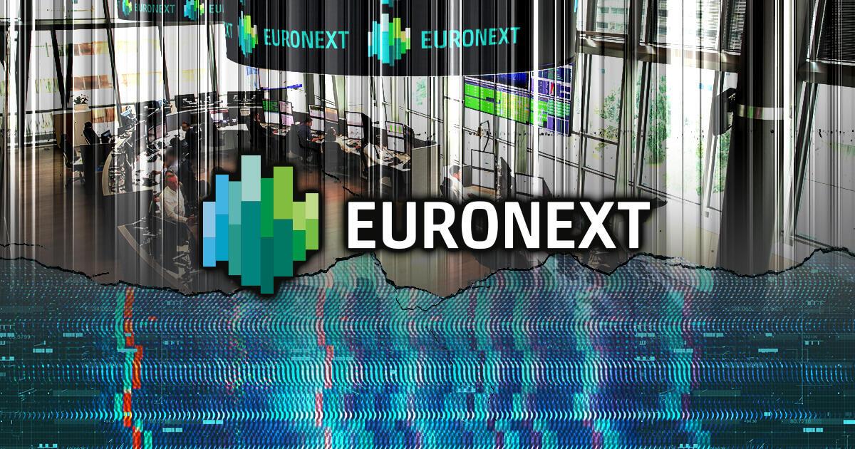 ユーロネクスト、システム障害により取引を一時停止