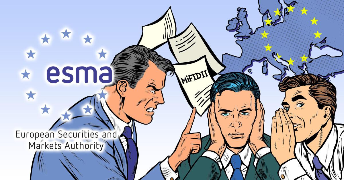 ESMA、リバース・ソリシテーションに係るガイドラインを公表
