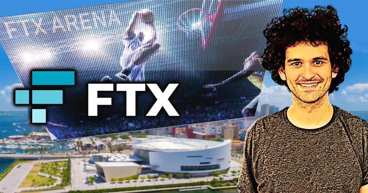 FTX、米NBAチームのホームスタジアム命名権を取得