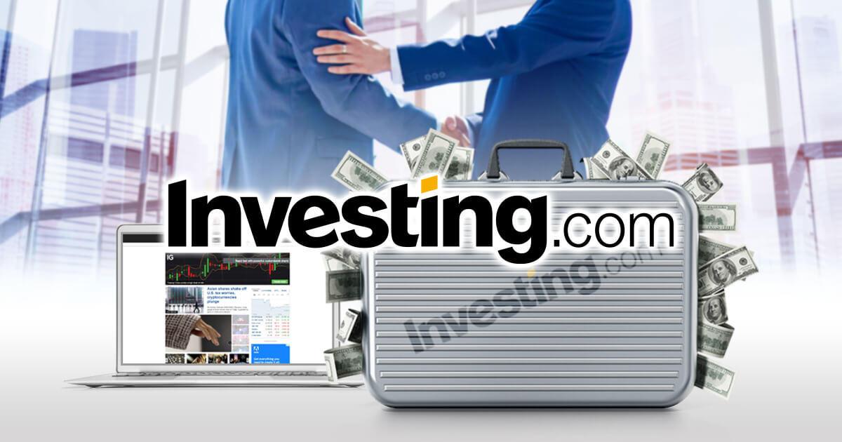 Investing.com、東アジアの投資ファンドが買収した模様