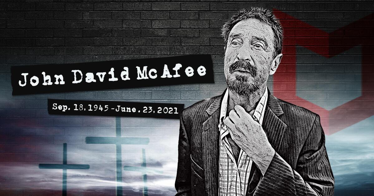マカフィー創業者、拘留中のスペインで死亡