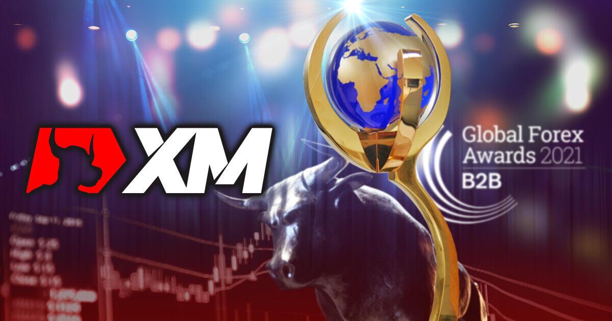XM、ベストリテールFXブローカー賞を受賞