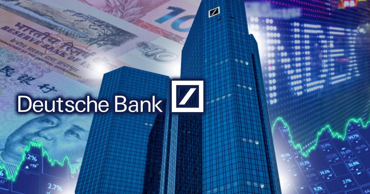 ドイツ銀行、新たなFXインデックスをリリース