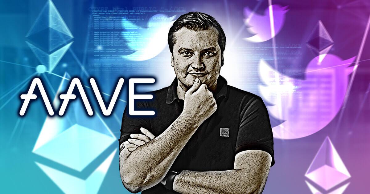 AAVE創設者、イーサリアム基盤のTwitter構築を提言