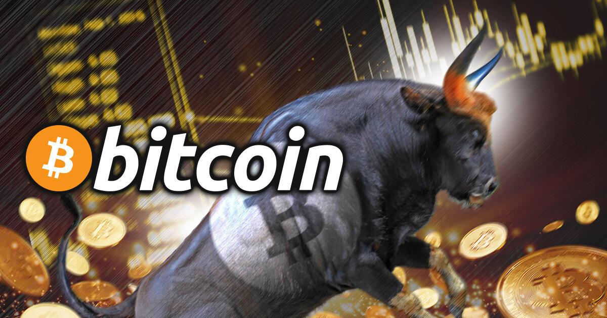 ビットコイン価格、4万ドルの大台に迫る高騰