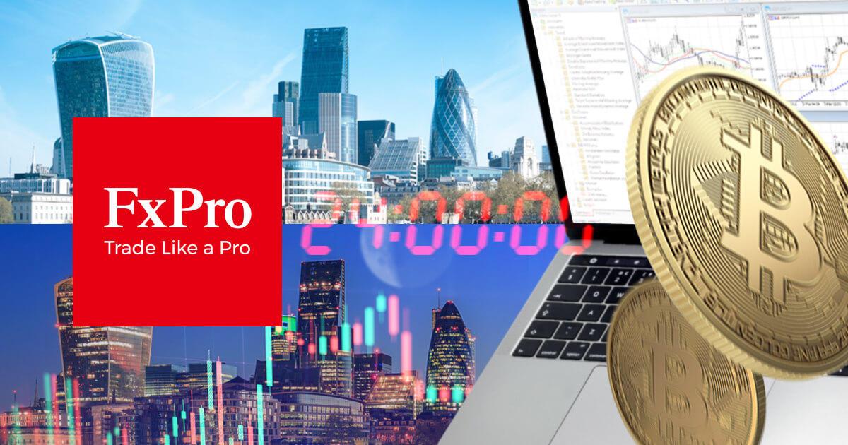 FxPro、7月31日より仮想通貨の24時間取引サービスを提供開始