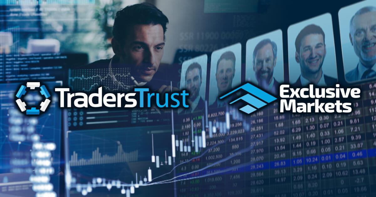 Traders TrustとExclusive Markets、MAM/PAMMを提供開始
