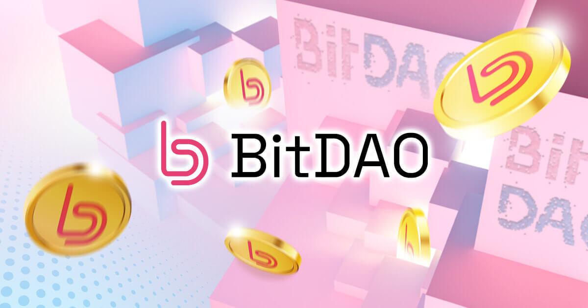 BitDAOがIDO開始!SNSでも話題に
