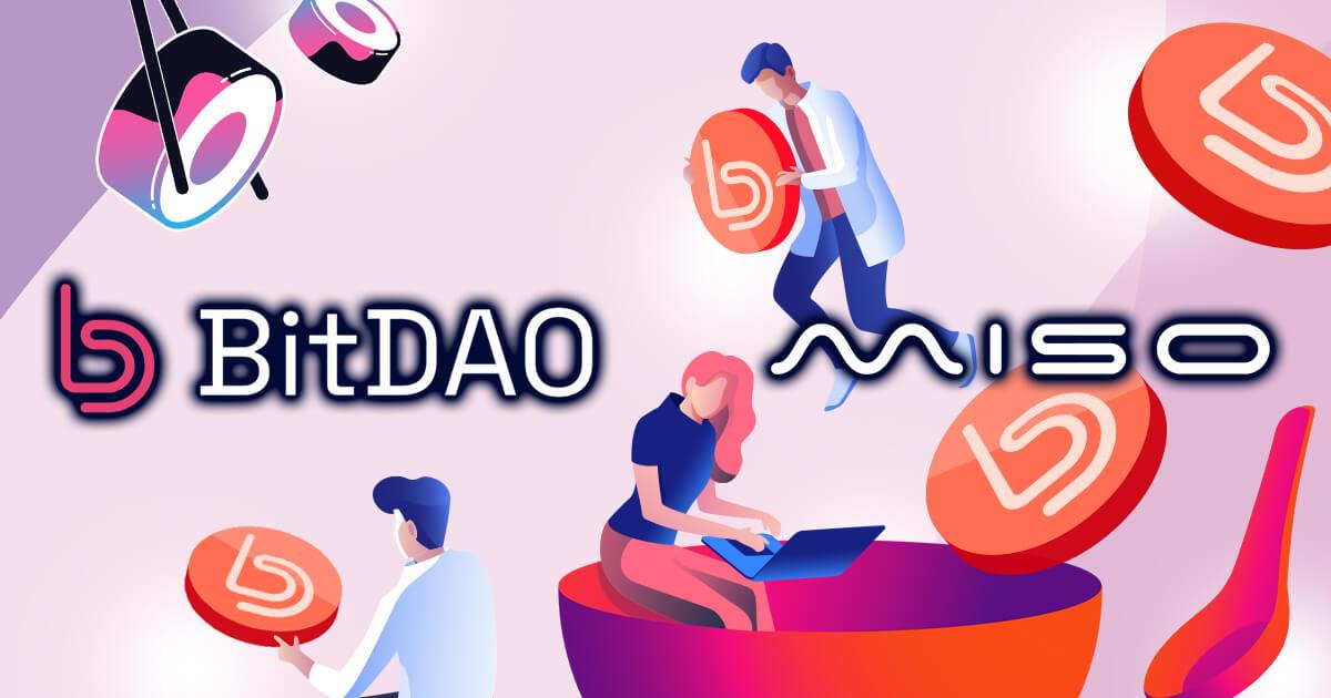 BitDAO、トークン発行で3億2,000万ドル相当の資金を調達